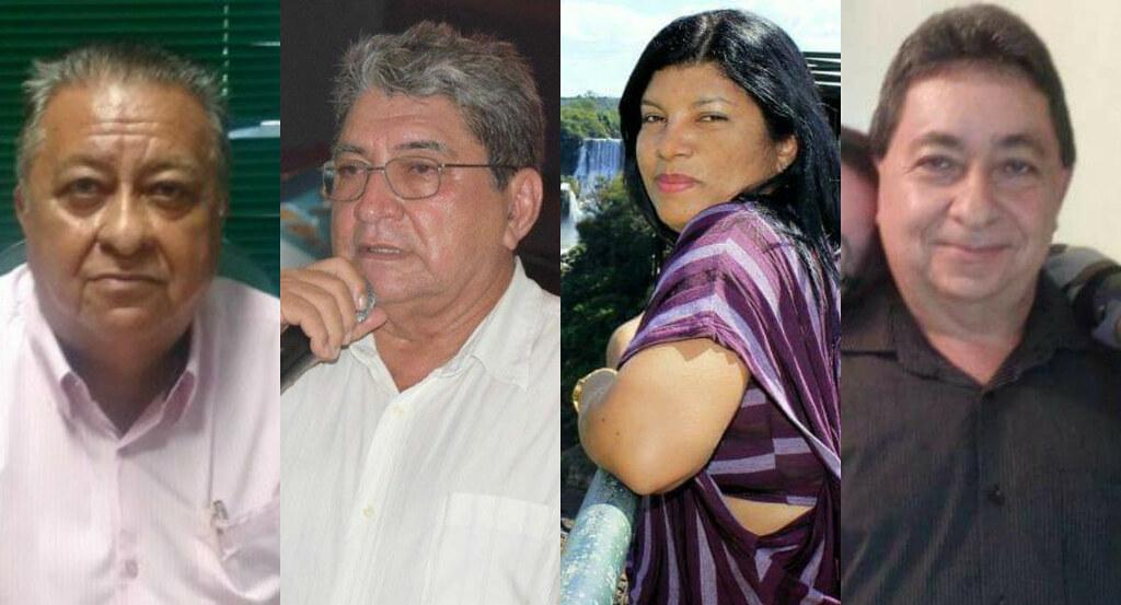 Tribunal bloqueia imóveis de prefeito por fraude milionária em licitação de lixo , Acusados: escândalo do lixo em Oriximiná