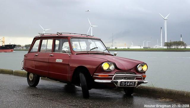 Citroën Ami 6 Break 1968