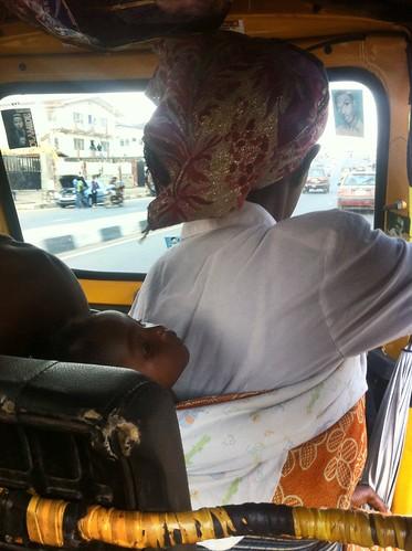 nigeria oyo ibadan mothercarrybabyonherback