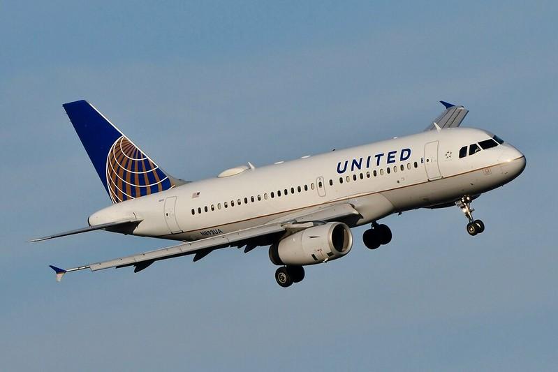 N892UA A319 United /DSC_0887