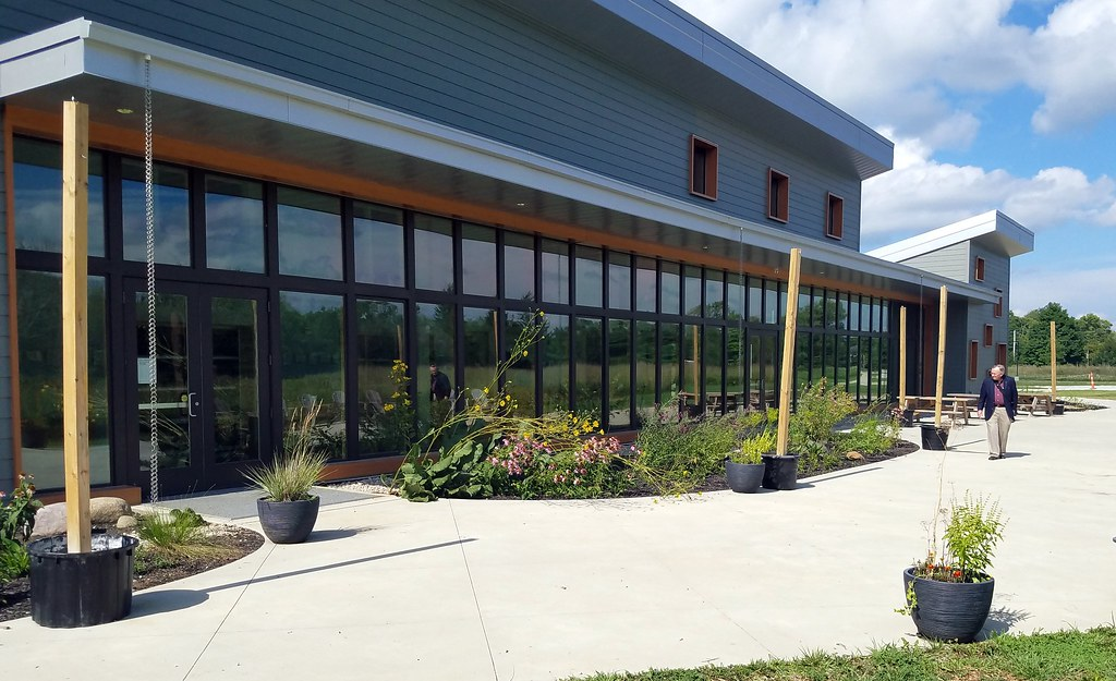 Cope Environmental Center Sustainable Building 2 | Visit ...