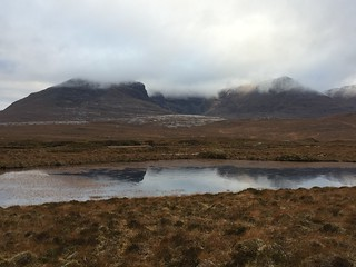 Where An Teallach would be if it was clear | by malky_c