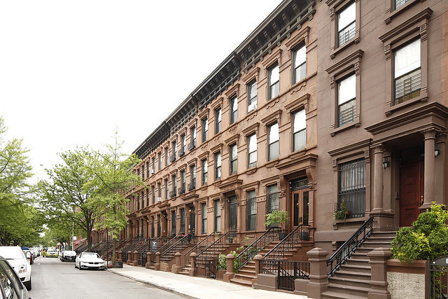 Central Harlem - West 130th-132nd Streets Historic District
