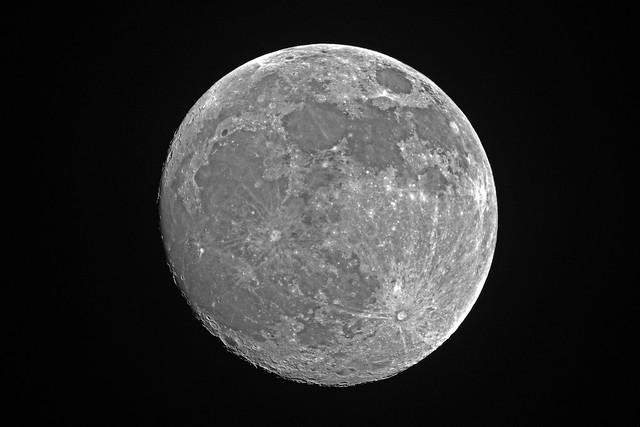 Mond über Wanne-Eickel
