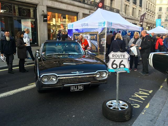 1962 Ford Thunderbird V8 Cabrio