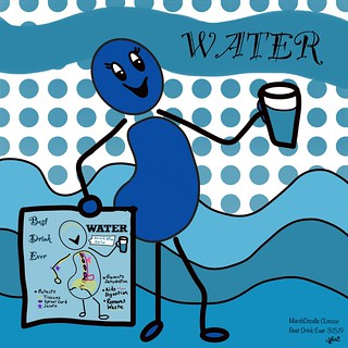MarchDoodle CLmooc Best Drink Ever 3.15.19 | by teach.eagle