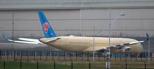 Msn318 F-WZGP 17/3/2019   by A380_TLS_A350