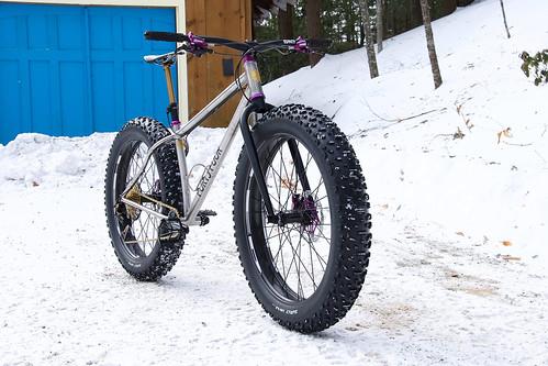 Marauder Ti FAT | by 44 Bikes