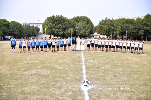 Inter House Football Competition 2018-19 2 (10) | by Atmiya Vidya Mandir
