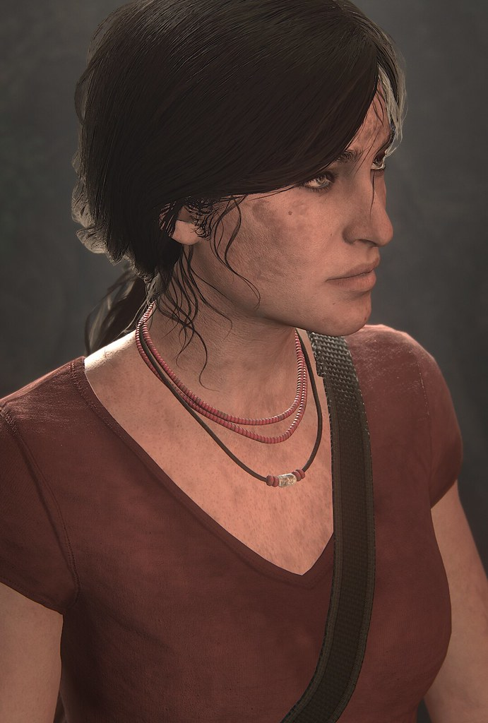 Chloe Frazer Game Uncharted The Lost Legacy Screenshot Flickr