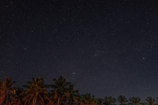 Few stars