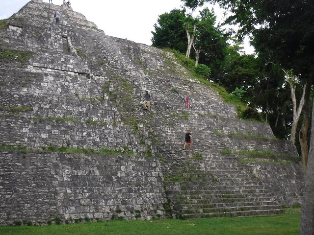 Mayan Ruins at Yaxha