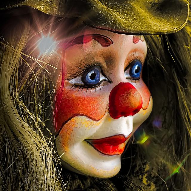 232 Es ist schön ein Clown zu sein !