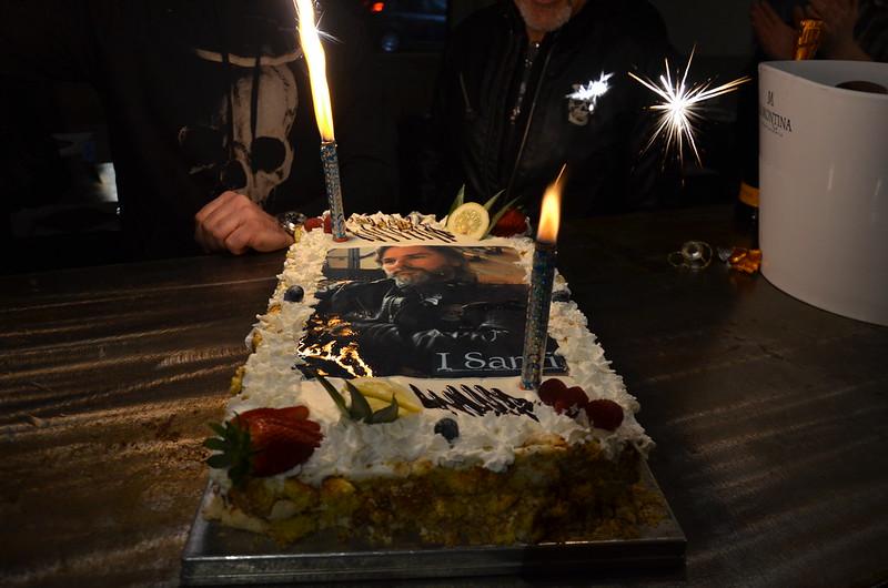 Compleanno Teo al Movida