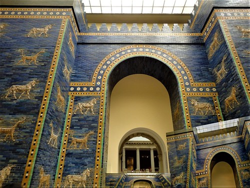 The Ishtar Gate | by dodagp