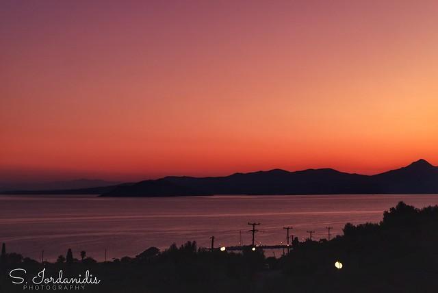 Sunrise, Methana -Greece