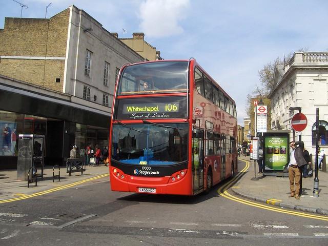Stoke Newington buses