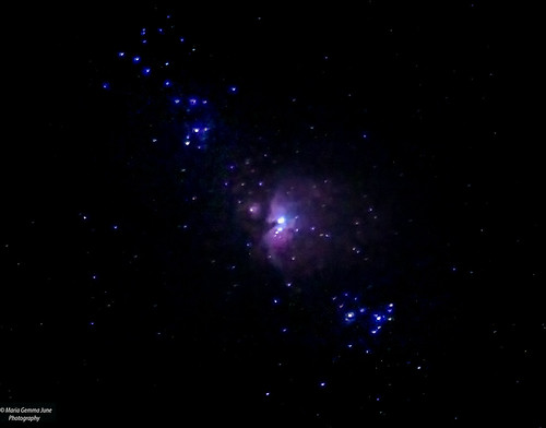 M42 The Great Orion Nebula | by Maria Gemma - A Passionate Photographer