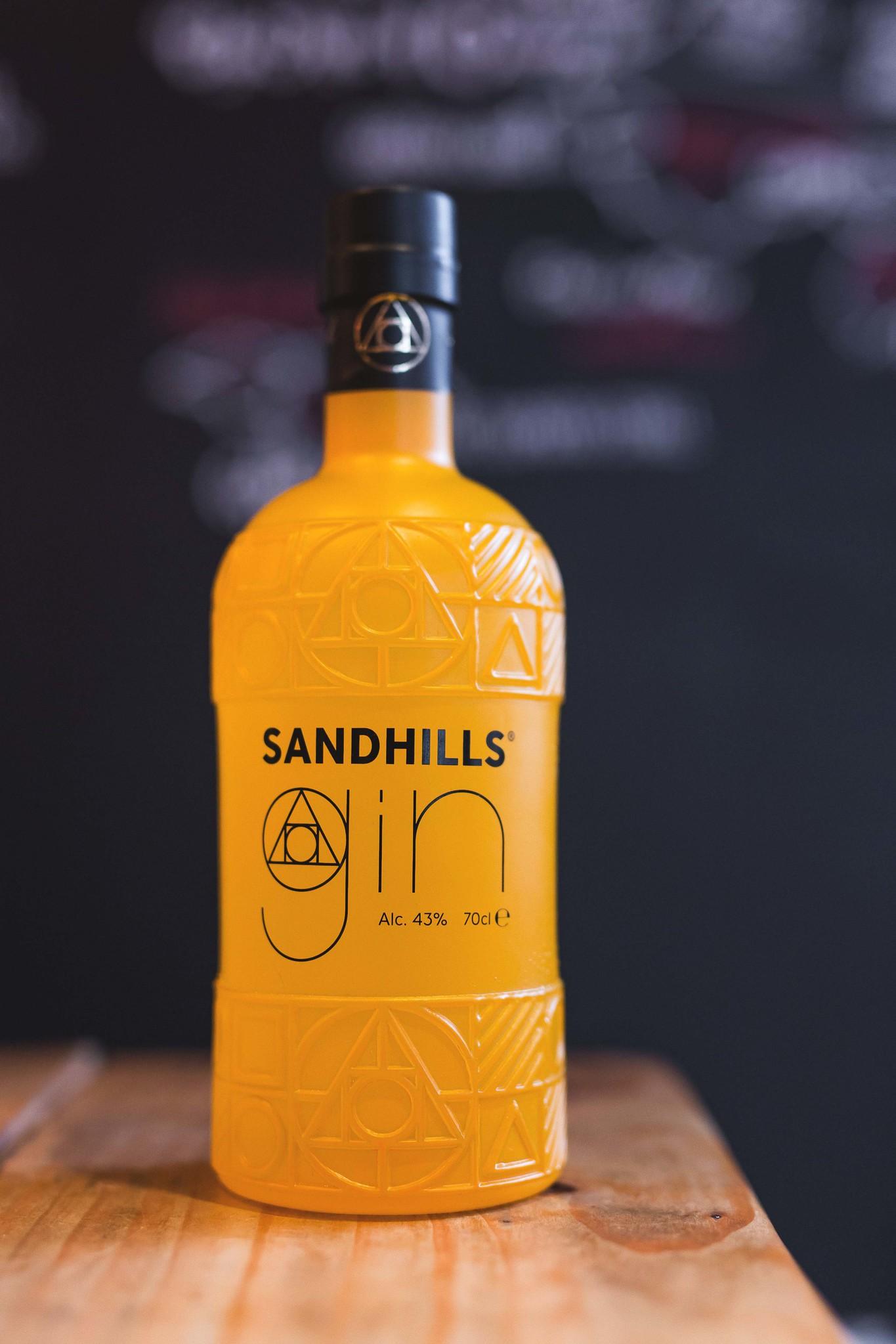 Sandhills Gin