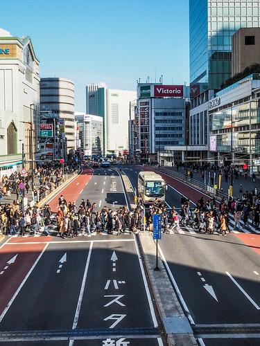 Tokyo, Japan   by Crash Test Mike