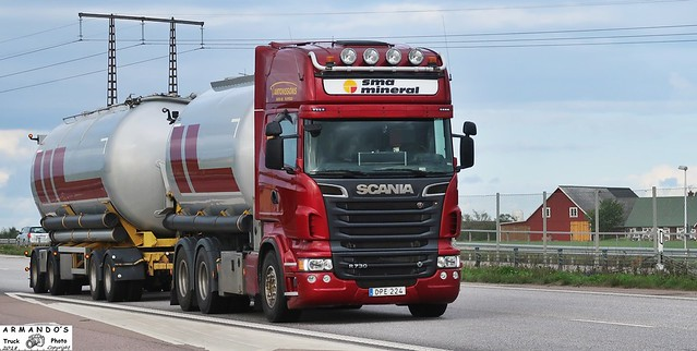Scania R730 (S224) T. Antonssons Åkeri