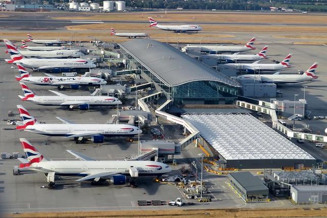 G-VIIL Heathrow 1 August 2018