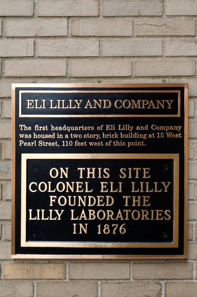First Headquarters of Eli Lilly Company | Brian G  Kennedy