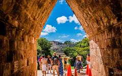 2018 - Mexico - UXMAL - Mayan Arch
