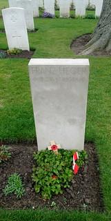 German Grave, Essex Farm Cemetery, Ypres   by jackdeightonsf