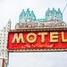 Temple City Motel by Thomas Hawk