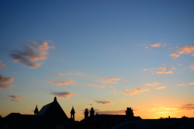 Sunrise Over Sandown