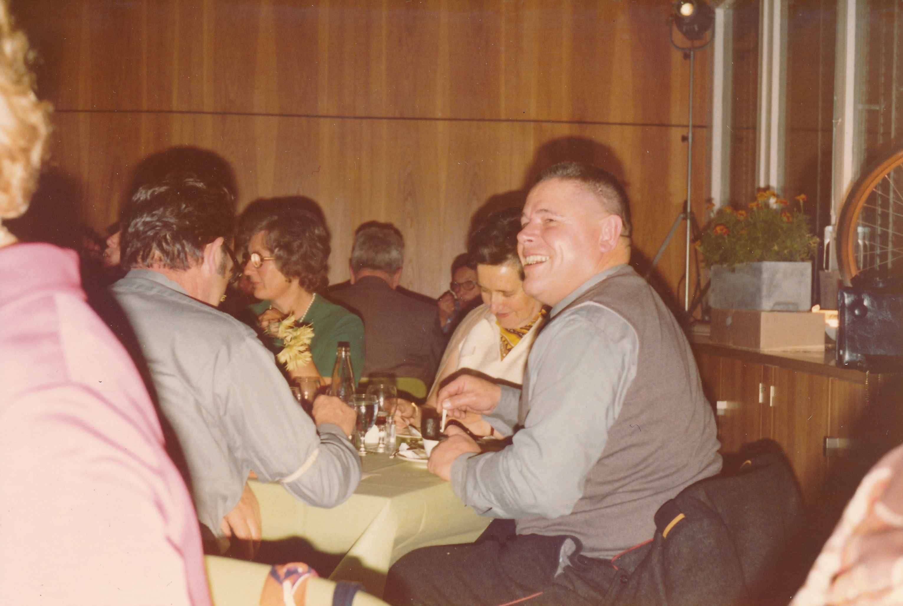 Feuerwehr Uster Hauptübung 25.10.1975
