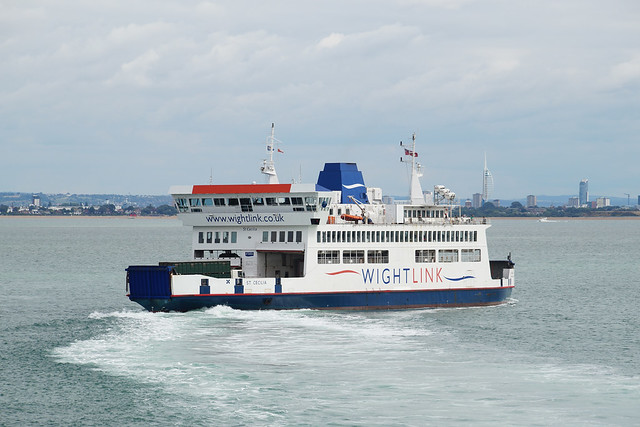 Wightlink 'St Cecilia'