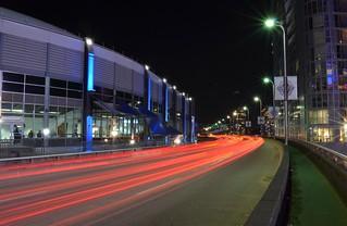 Rogers Arena/Georgia Viaduct