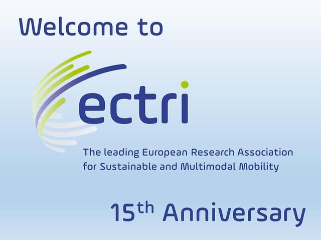 ECTRI 15th Anniversary