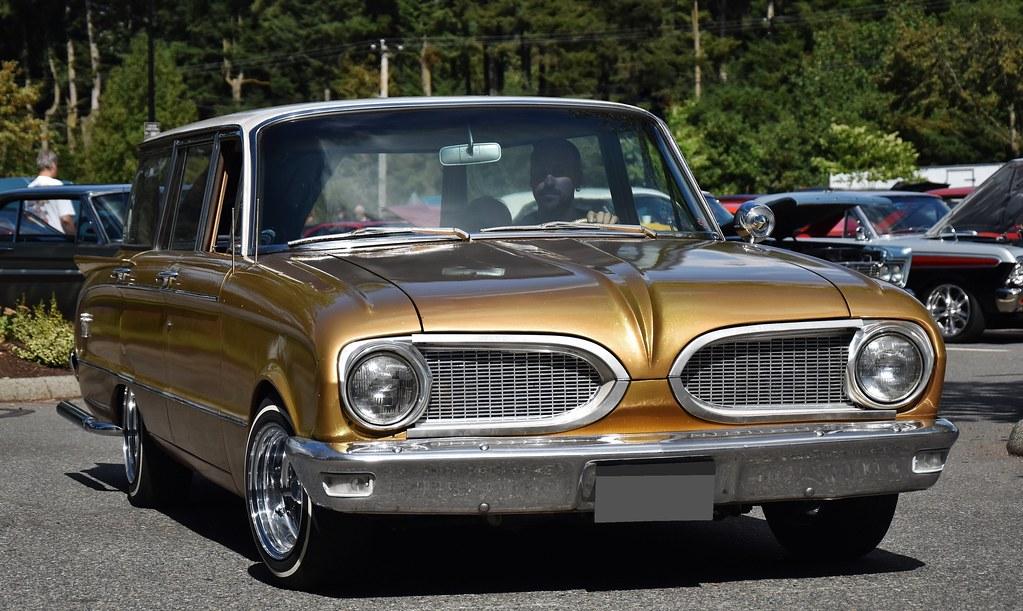 1963 Ford Falcon station wagon (Custom) | Custom_Cab | Flickr