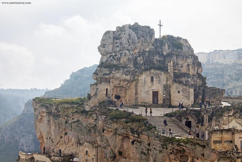 Madonna De Idris, cosa vedere a Matera