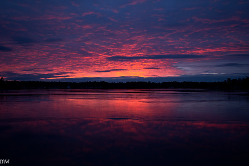 mascuppic lake tyngsborough 6d 1740mm canon clouds sunset