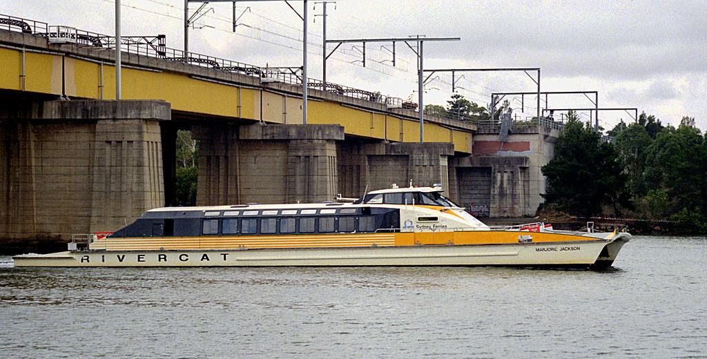 Meadowbank bridge