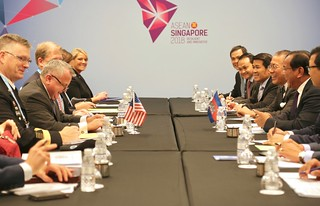 Deputy Secretary Sullivan Meets with Cambodian Foreign Minister Prak