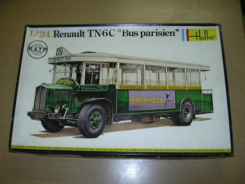 RENAULT TN6C RATP 1/24ème Réf 789 32349343868_37bfda9619_c