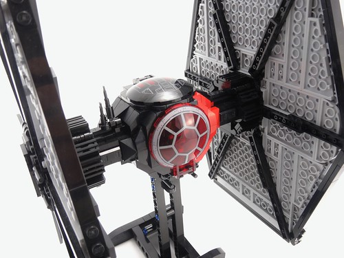 First Order TIE Fighter   by barneius