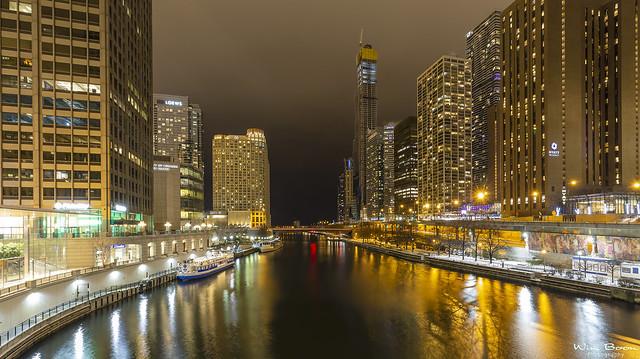 Chicago River -2-