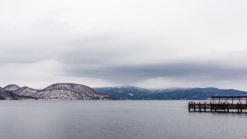 Toyako / 洞爺湖