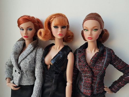 My Poppy Parker Collection: Mood changers, World at her feet, Girl talk | by stasenka2604