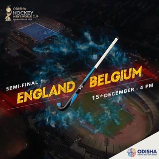 England Vs Belgium