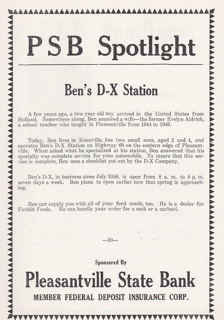 bens dx station