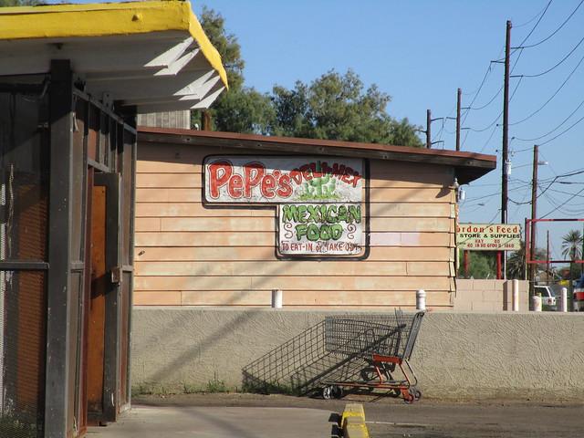 Pepe's Deli-Mex Mexican Restaurant, Phoenix, AZ