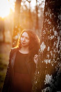 Tina   by Anthiel