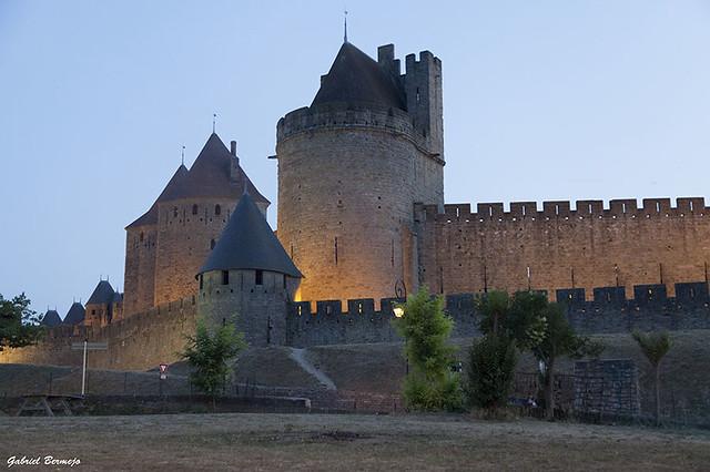 Leyendas al anochecer - Carcassonne